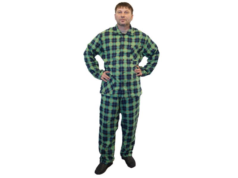 Пижама: ткань фланель набивная 100% хлопок. Размеры 42-60